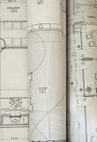 Planes de Archecture Fotos de archivo