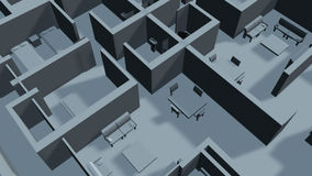 Planes de la casa libre illustration