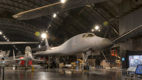 Planes at the USAF Museum, Dayton, Ohio Stock Images