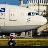 Planespotting. FRA Spotting 2015 Royalty Free Stock Image