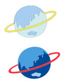 planet Royaltyfri Bild