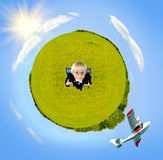 Planet Royalty Free Stock Photography