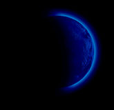 planet Royaltyfri Fotografi