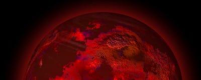 planet stock abbildung