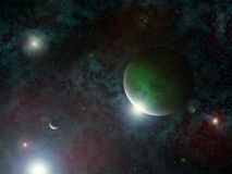 Planet stock illustration