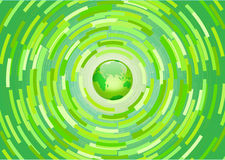 Planet background Stock Photo