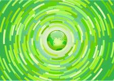 Planet background Stock Photo
