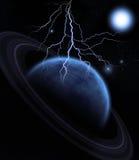 Planet Bleu Stock Image