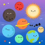 Planet Cartoon Clip Art Stock Photography