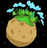 Planet royalty free illustration