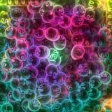 Planet der lachenden Marmore Stockbilder