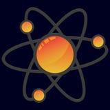 Planet design Stock Image