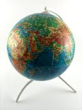Planet earth. Globe for education Stock Images