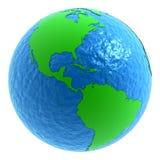 Planet earth royalty free illustration