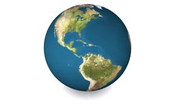 Planet Earth Royalty Free Stock Image