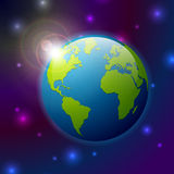 Planet Earth Stock Images