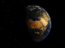Planet Earth Stock Photo