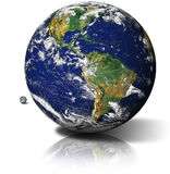 Planet Earth Royalty Free Stock Photography