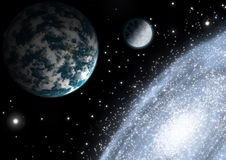 Planet earth Stock Image