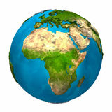 Planet Earth - Africa Stock Photos
