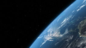 Planet Earth, america Stock Image