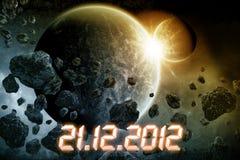 Planet Earth Apocalypse Stock Photos