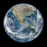 Planet Earth Close Up Photo Royalty Free Stock Photos