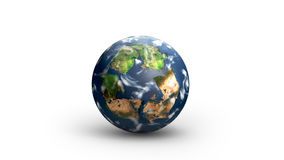 Recycle World Royalty Free Stock Images