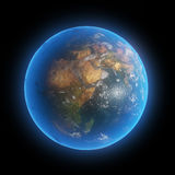 Planet earth, earth day Stock Image