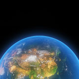 Planet earth, earth day Stock Photography