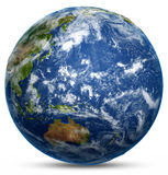 Planet Earth. Elements of this image furnished by NASA Royalty Free Stock Photo