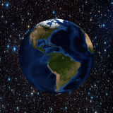 The planet earth Royalty Free Stock Images