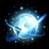 Planet Earth. Royalty Free Stock Images