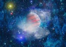 Planet - Elemente dieses Bildes geliefert von der NASA Stockfotos