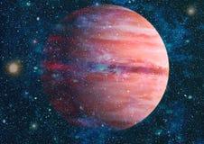 Planet - Elemente dieses Bildes geliefert von der NASA Stockfotografie