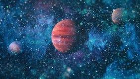 Planet - Elemente dieses Bildes geliefert von der NASA Stockbilder
