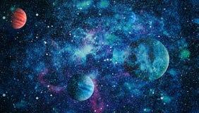 Planet - Elemente dieses Bildes geliefert von der NASA Lizenzfreies Stockfoto