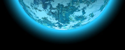 Planet Stock Image