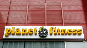 Planet Fitness Royalty Free Stock Images