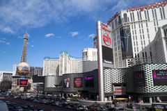 Planet Hollywood Hotel Royalty Free Stock Images