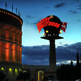 Planet Hollywood Hotel, Las Vegas Royalty Free Stock Images
