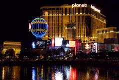 Planet Hollywood Las Vegas Stock Photos