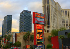 Planet Hollywood, Las Vegas Royalty Free Stock Images