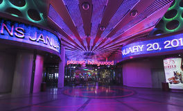 A Planet Hollywood Las Vegas Resort and Casino Royalty Free Stock Photo
