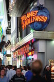 Planet Hollywood Royalty Free Stock Images