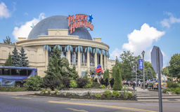 Planet Hollywood - Niagra-Fälle Stockfotos