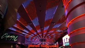 Planet Hollywood Resort and Casino in Las Vegas, Nevada Stock Image