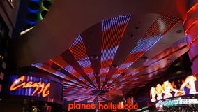 Planet Hollywood Resort and Casino in Las Vegas, Nevada Stock Images