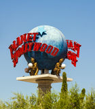 The Planet Hollywood Resort Royalty Free Stock Photo