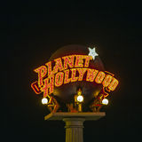The Planet Hollywood Resort Royalty Free Stock Photography